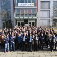 The participants of this year´s ICSA. ©Fraunhofer IIS/Kurt Fuchs