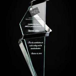 The Leadership Award by the International Multimedia Telecommunications Consortium (IMTC) | ©Fraunhofer IIS/Valentin Schilling