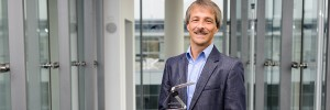 IMTC Leadership Award goes to mp3 Co-Inventors | ©Fraunhofer IIS/Valentin Schilling