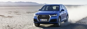 Maximum musicality with Symphoria® from Fraunhofer IIS: The new Audi Q7 convinces with compelling 3D sound | ©Audi AG/Audi MediaServices