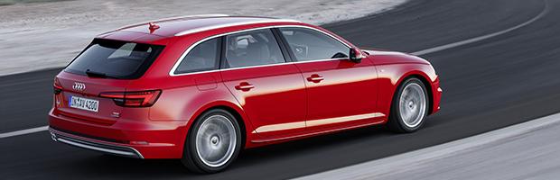 Superior sound: Symphoria® sets musical accents in the new Audi A4   © Audi AG/Audi MediaCenter
