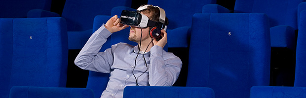 3D Sound for Virtual Worlds at IBC 2015   ©Fraunhofer IIS/Kurt Fuchs
