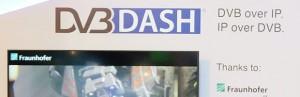 DVB DASH at IBC 2015 © Peter Siebert