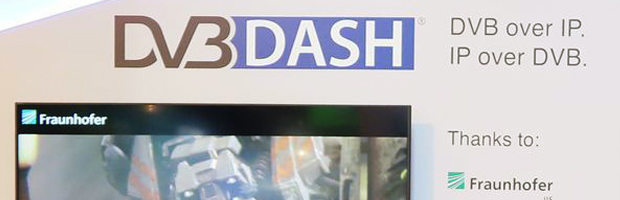 DVB DASH at IBC 2015 © Peter Siebert