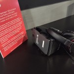 The MPEG-H VR demo at the Qualcomm booth