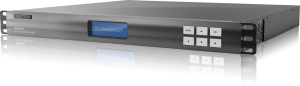 The BGE9000 4K Ultra HD Encoder supports MPEG-H Audio.