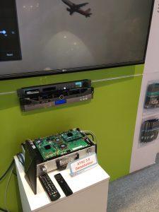 Auf der KOBA in Seoul, Korea, wurde MPEG-H Audio in einer Live 4K TV-Sendekette präsentiert.