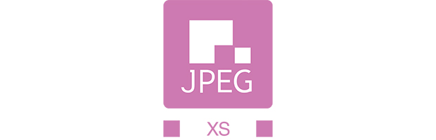 JPEG XS logo ©Joint Photographic Experts Group (JPEG)