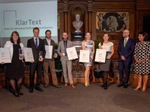 © Nikola Neven Haubner, KlarText-Preis für Wissenschaftskommunikation/Klaus Tschira Stiftung gGmbH