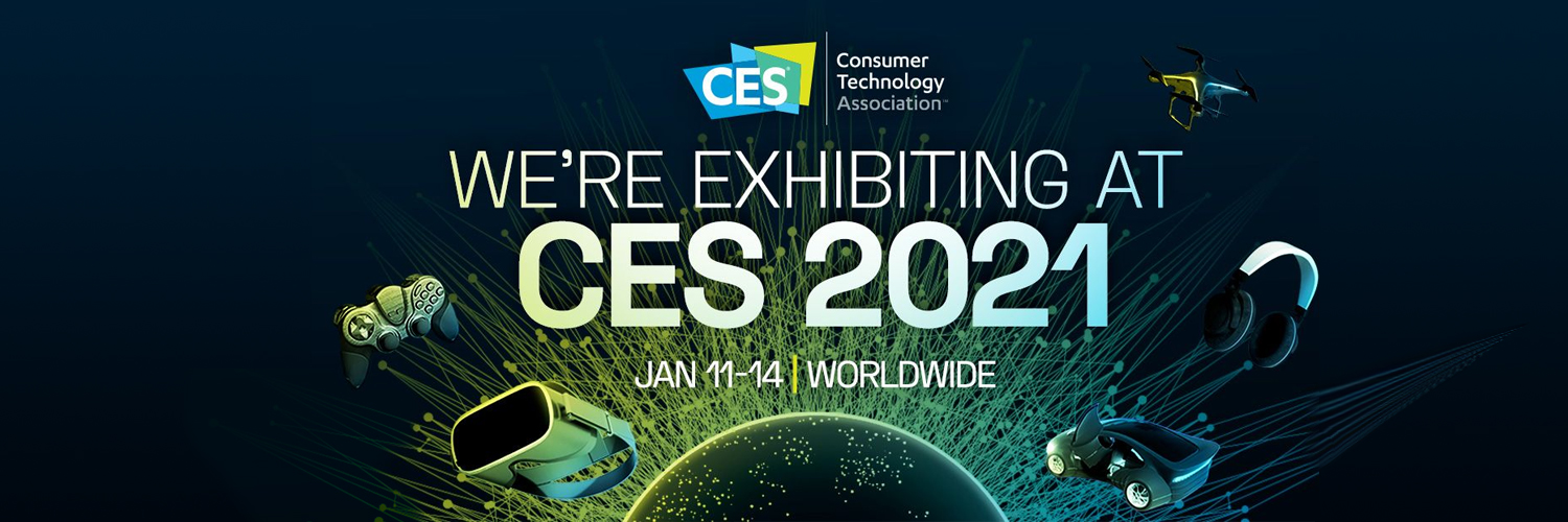 CES-banner © Consumer Technology Association (CTA)®