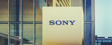 Sony Center Headquarters building in Tokyo